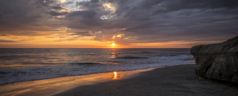 Moonlight Beach In Encinitas Is One Of