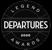 Legend Departures 2020 Award